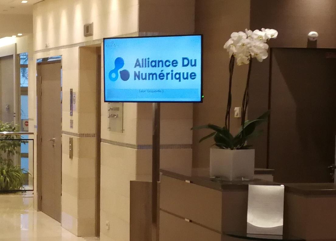3° rencontre entre membres Alliance Du Numérique