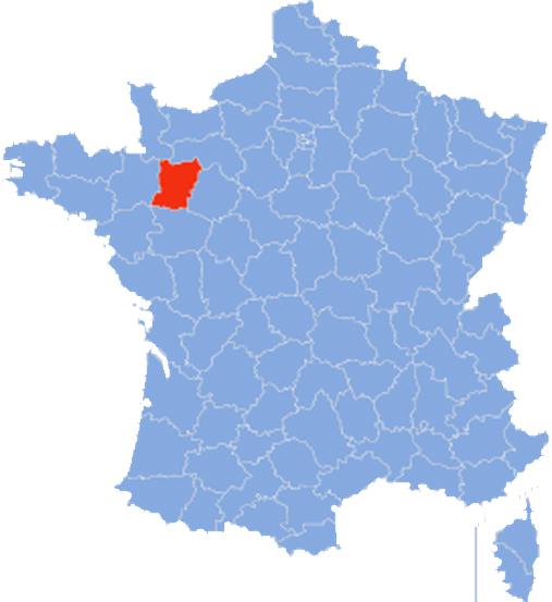 2° réunion ADN chez un membre à Nantes